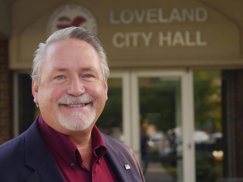 Rob Weisgerber, Incumbent for City Council