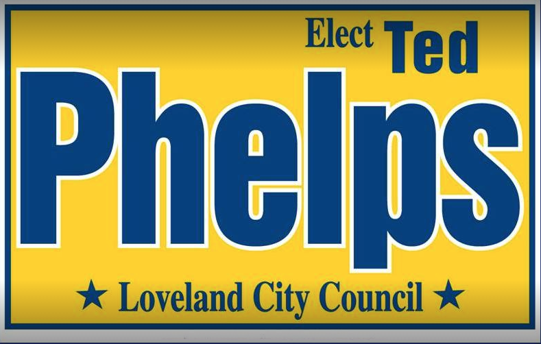 Ted Phelps, Incumbent for City Council