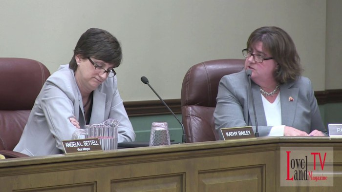 Chamber asks for Loveland Council to return their two signature events