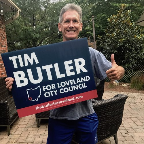 Tim Butler for City Council