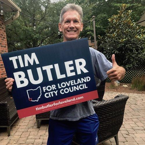 Tim Butler, Electee